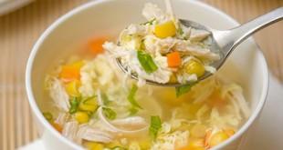 Cách nấu súp ngô ngon cho bé 3