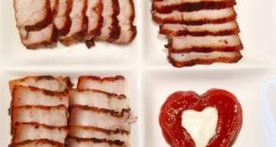 Cách làm món thịt tẩm húng lìu áp chảo